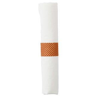 Eleganter Goldstreifen - Gewohnheit Ihre Farbe Serviettenband