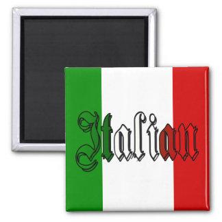 Eleganter Italiener Magnets