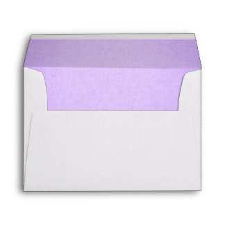 Elegant Purple formal envelope