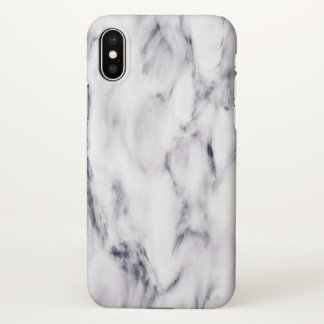 Eleganter Marmor style2 iPhone X Hülle