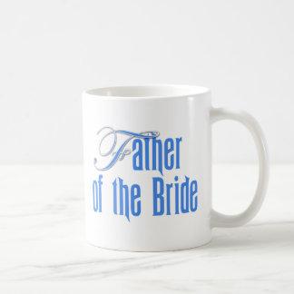 Eleganter Vater der Braut Kaffeetasse