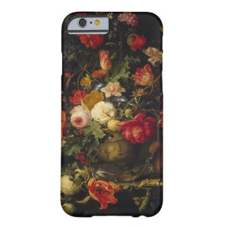 Eleganter Vintager Blumenvase iPhone 6 Fall Barely There iPhone 6 Hülle
