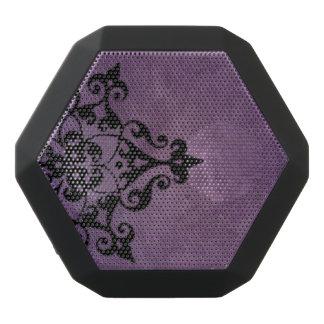 Eleganter Vintager viktorianischer Art-Entwurf Schwarze Bluetooth Lautsprecher