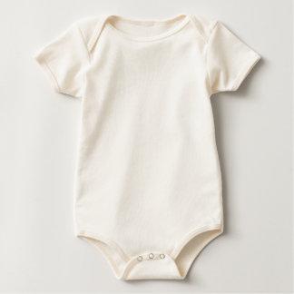 Eleganter Wellen-Druck auf hinteren n Geschenken Baby Strampler