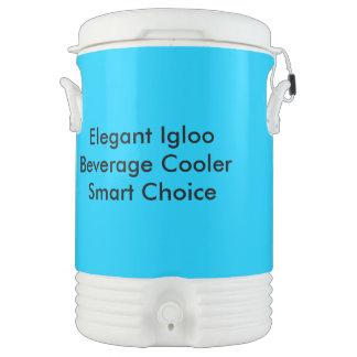 Elegantes Iglugetränkecoolere intelligente Wahl Igloo Getränke Kühlhalter