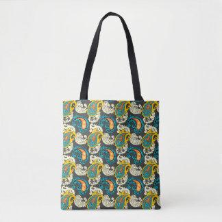 Elegantes mit Filigran geschmücktes Tasche