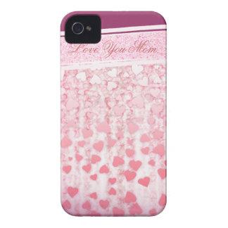 Elegantes rosa iPhone der Tag der Mutter 4 Hüllen iPhone 4 Hüllen