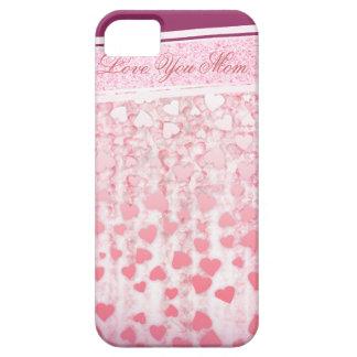 Elegantes rosa iPhone der Tag der Mutter 5 Hüllen iPhone 5 Etui