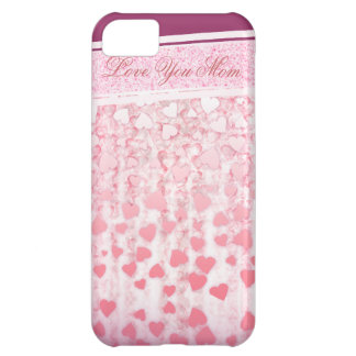 Elegantes rosa iPhone der Tag der Mutter 5 Hüllen iPhone 5C Hülle