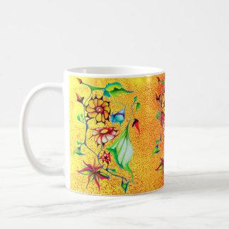 Elegantes schickes wunderliches bezauberndes kaffeetasse