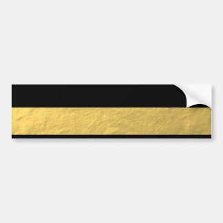 Elegantes Schwarzes Stripes die gedruckte Autoaufkleber