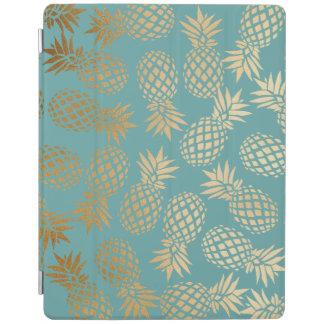 elegantes tropisches Ananasmuster der iPad Smart Cover