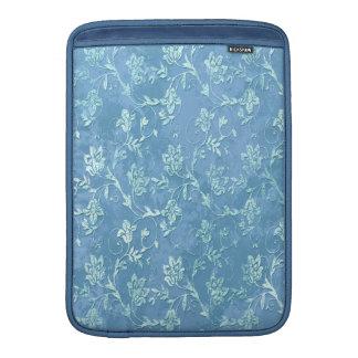 Elegantes Vintages Blumen des entzückenden Chic MacBook Air Sleeve