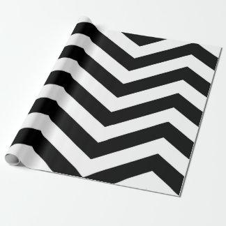 Elegantes Zickzack Verpackungs-Papier Geschenkpapier