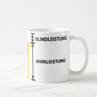 elektriker kaffeetasse