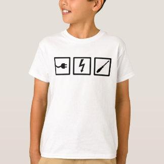 Elektrikerausrüstung T-Shirt