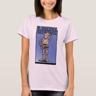 Elektrische Funktionsstörung T-Shirt