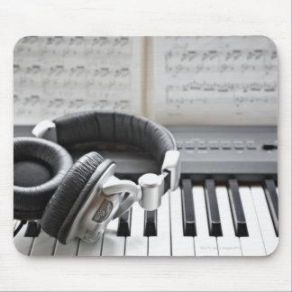 Elektrische Klavier-Tastatur Mauspad