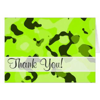 Elektrische Limone Camouflage; Tarnung Karte