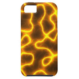 Elektrischer Blitz iPhone 5 Cover