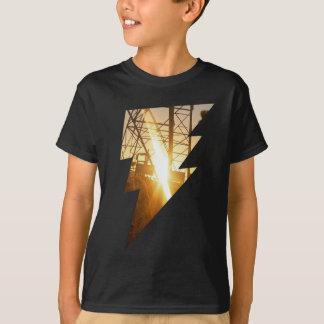 ELEKTRISCHER NATUR Glanz Shirt