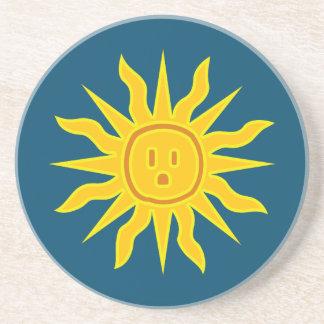 Elektrischer Sun Getränkeuntersetzer