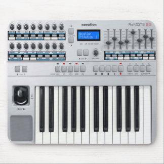 Elektrisches Klavier Mousepad, Musikfreund Mousepads
