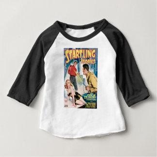 Elektrisches kurzes im Mikrofon Baby T-shirt