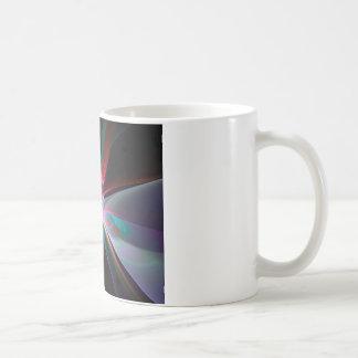 Elektron-Prisma, schönes Fraktal Kaffeetasse