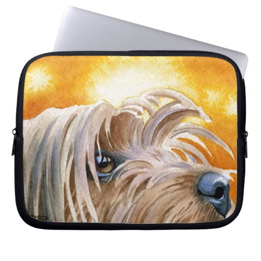 Elektronik-Tasche Yorkshires Terrier Laptop Computer Schutzhüllen