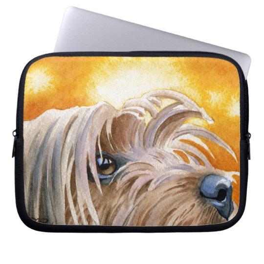 Elektronik-Tasche Yorkshires Terrier Laptopschutzhülle