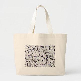 elektronische Symbole Einkaufstaschen