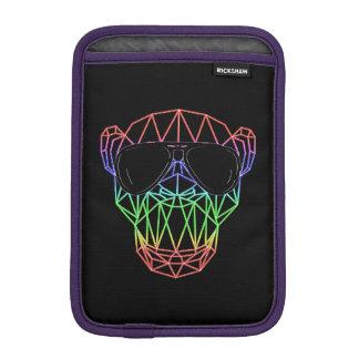 Elektronisches Tanz-Affe EDM RAVE Festival Sleeve Für iPad Mini