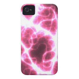 Elektroschock im Rosa iPhone 4 Case-Mate Hülle