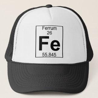 Element 026 - F.E. - Ferrum (voll) Truckerkappe