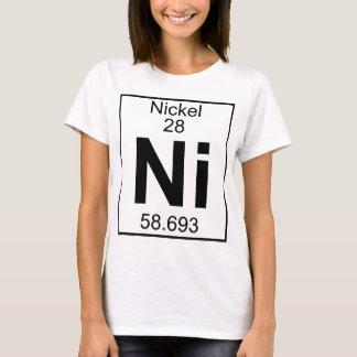 Element 028 - Ni - Nickel (voll) T-Shirt