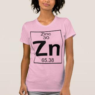 Element 030 - Zn - Zink (voll) T-Shirt