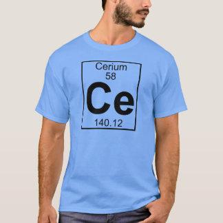 Element 058 - Cer - Cer (voll) T-Shirt