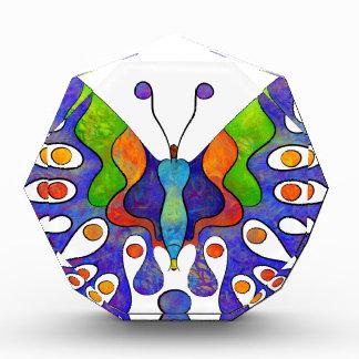Elenissina - bunter Schmetterling Auszeichnung