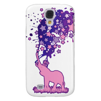 Elephant_Bathing Galaxy S4 Hülle