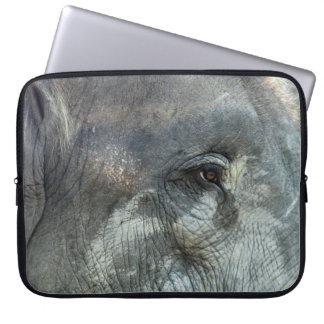 ELEPHANT EYE COMPUTER SLEEVE SCHUTZHÜLLE