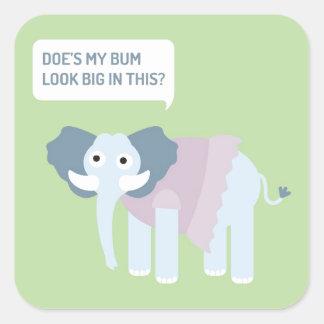 ELEPHANT.jpg Stickers