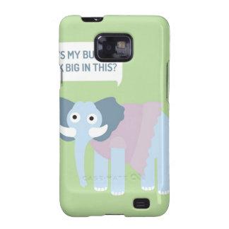 ELEPHANT.jpg Samsung Galaxy SII Hüllen