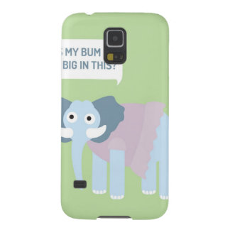 ELEPHANT.jpg Galaxy S5 Hülle