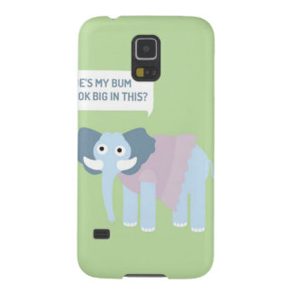 ELEPHANT.jpg Hülle Fürs Galaxy S5