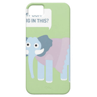 ELEPHANT.jpg iPhone 5 Cover