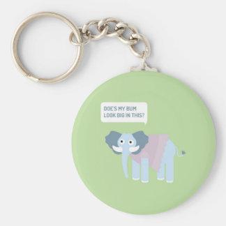 ELEPHANT jpg Schlüsselanhänger