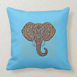 Elephant Pillow Pad Kissen