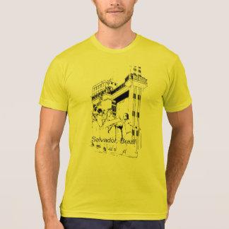 Elevador Lacerda, Salvador, Brasilien T-Shirt