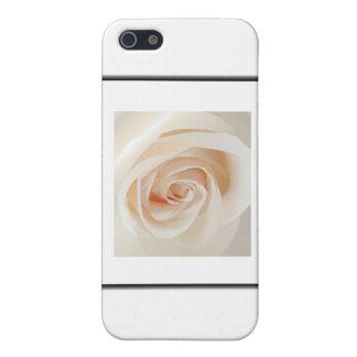 Elfenbein-Rose Hülle Fürs iPhone 5